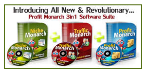 Profit Monarch 3 in 1 Sotware Suite