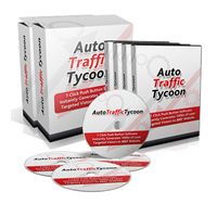 AutoTrafficTycoon Technology Is Set To Shake Up The Internet Marketing Industry